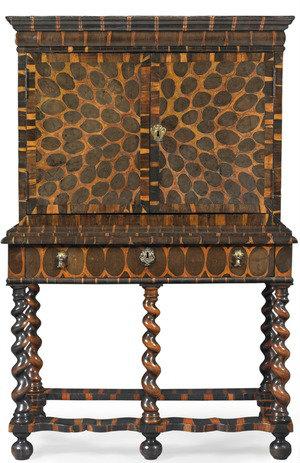 Cocus Wood Cabinet